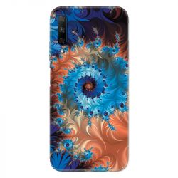Coque pour Huawei Honor 9X Psychedelic Spirale