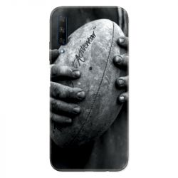 Coque pour Huawei Honor 9X Rugby ballon vintage