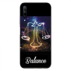 Coque pour Huawei Honor 9X signe zodiaque 2 Balance