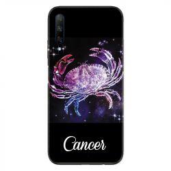 Coque pour Huawei Honor 9X signe zodiaque 2 Cancer