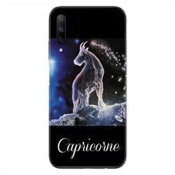 Coque pour Huawei Honor 9X signe zodiaque 2 Capricorne