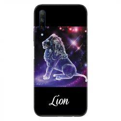 Coque pour Huawei Honor 9X signe zodiaque 2 Lion