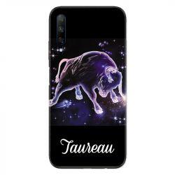 Coque pour Huawei Honor 9X signe zodiaque 2 Taureau