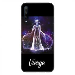 Coque pour Huawei Honor 9X signe zodiaque 2 Vierge