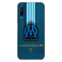 Coque pour Huawei Honor 9X Olympique Marseille OM Bande