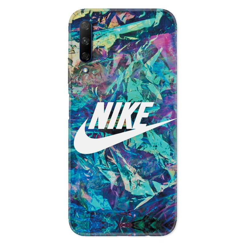 Coque pour Huawei Honor 9X Nike Turquoise