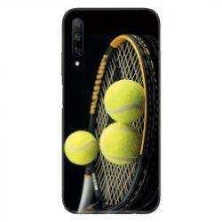 Coque pour Huawei Honor 9X Tennis Balls