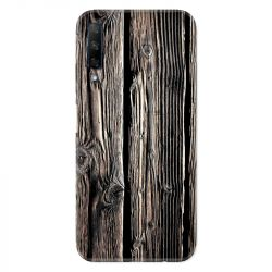 Coque pour Huawei Honor 9X Texture bois