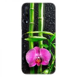 Coque pour Huawei Honor 9X orchidee bambou