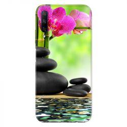 Coque pour Huawei Honor 9X orchidee eau