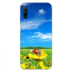 Coque pour Huawei Honor 9X Coccinelle