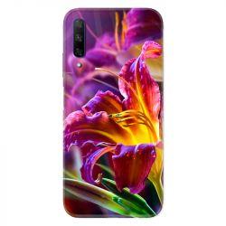 Coque pour Huawei Honor 9X Fleur Lys Color
