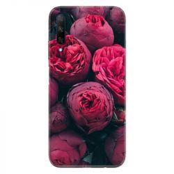 Coque pour Huawei Honor 9X Fleur Pivoine