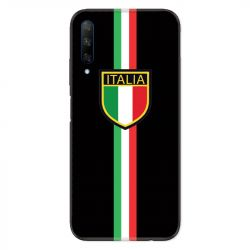 Coque pour Huawei Honor 9X Italie 3 Noir