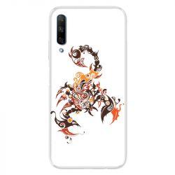 Coque pour Huawei Honor 9X Scorpion Blanc