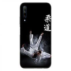 Coque pour Huawei Honor 9X Judo Noir