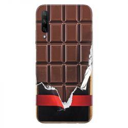 Coque pour Huawei Honor 9X Trompe Oeil Chocolat