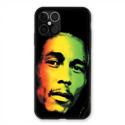 Coque Pour Iphone 12 / 12 Pro Bob Marley 2