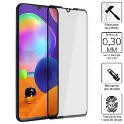 Vitre protection / Verre trempé pour Samsung Galaxy A31