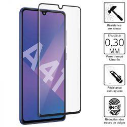 Vitre protection / Verre trempé pour Samsung Galaxy A41