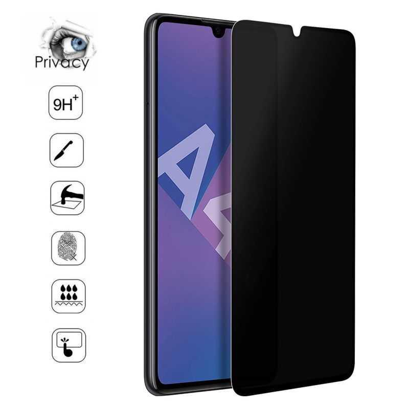 Verre trempé / Vitre de protection privée anti espion pour Samsung Galaxy A41