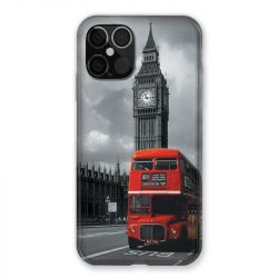 Coque Pour Iphone 12 / 12 Pro Angleterre London Bus