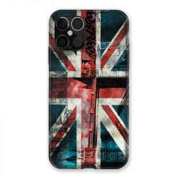 Coque Pour Iphone 12 / 12 Pro Angleterre UK Jean's