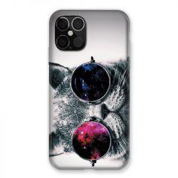 Coque Pour Iphone 12 / 12 Pro Chat Fashion