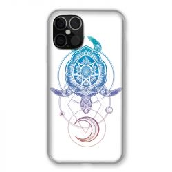 Coque Pour Iphone 12 / 12 Pro Animaux Maori Tortue Color
