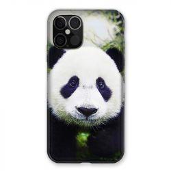 Coque Pour Iphone 12 / 12 Pro Panda Color