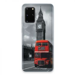 Coque pour Samsung Galaxy S20 Angleterre London Bus