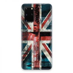 Coque pour Samsung Galaxy S20 Angleterre UK Jean's
