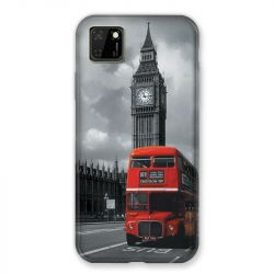 Coque pour Huawei Y5P Angleterre London Bus