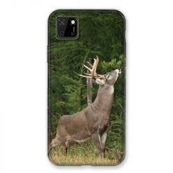 Coque pour Huawei Y5P Cerf