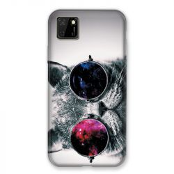 Coque pour Huawei Y5P Chat Fashion