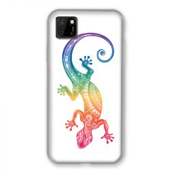 Coque pour Huawei Y5P Animaux Maori Salamandre Color