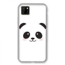 Coque pour Huawei Y5P Panda Blanc