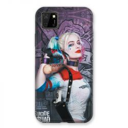 Coque pour Huawei Y5P Harley Quinn Batte
