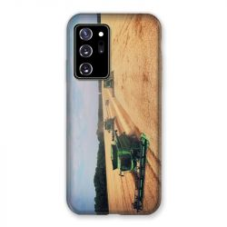 Coque pour Samsung Galaxy Note 20 Ultra Agriculture Moissonneuse