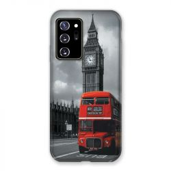 Coque pour Samsung Galaxy Note 20 Ultra Angleterre London Bus