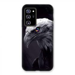Coque pour Samsung Galaxy Note 20 Ultra Aigle Royal Noir