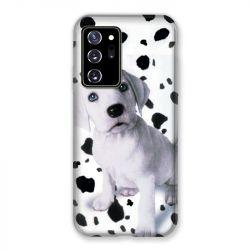Coque pour Samsung Galaxy Note 20 Ultra Chien Dalmatien