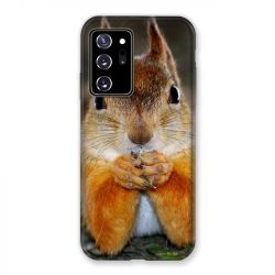 Coque pour Samsung Galaxy Note 20 Ultra Ecureuil Face