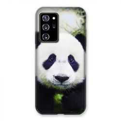 Coque pour Samsung Galaxy Note 20 Ultra Panda Color