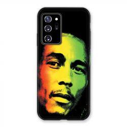 Coque pour Samsung Galaxy Note 20 Ultra Bob Marley 2