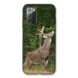 Coque pour Samsung Galaxy Note 20 Cerf