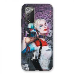 Coque pour Samsung Galaxy Note 20 Harley Quinn Batte