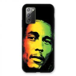 Coque pour Samsung Galaxy Note 20 Bob Marley 2
