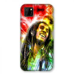 Coque pour Huawei Y5P Bob Marley Color