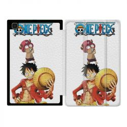 Housse Smart Cover Pour Samsung Galaxy Tab A7 (10.4) Manga One Piece Chopper